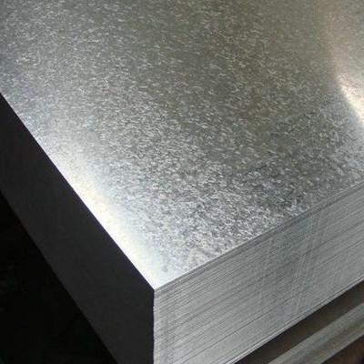 Galvanised - CQ Plates
