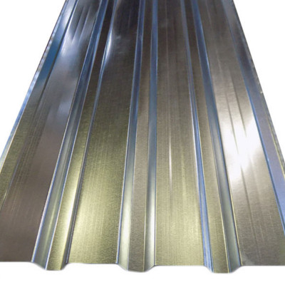 IBR Roof Sheeting - Galvanised - 0.47 mm